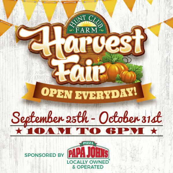 Hunt Club Farm Harvest Fair Virginia Beach