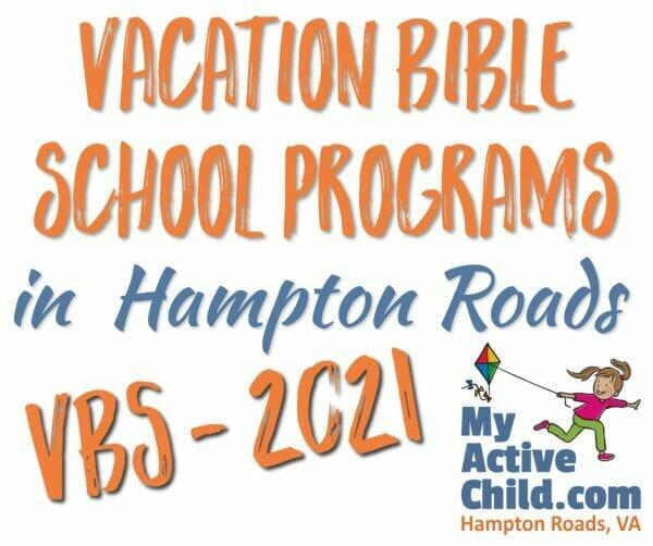 VBS Programs Hampton Roads Virginia 2021