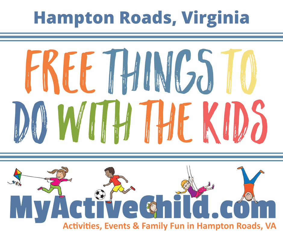 Free Things to Do with Kids in Hampton Roads VA