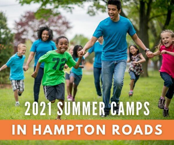 Summer Camp Hampton Roads 2021