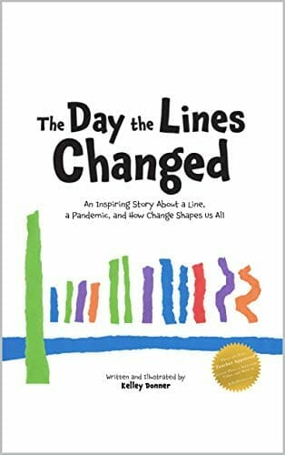 Kids' Kindle Book: The Day the Lines Changed