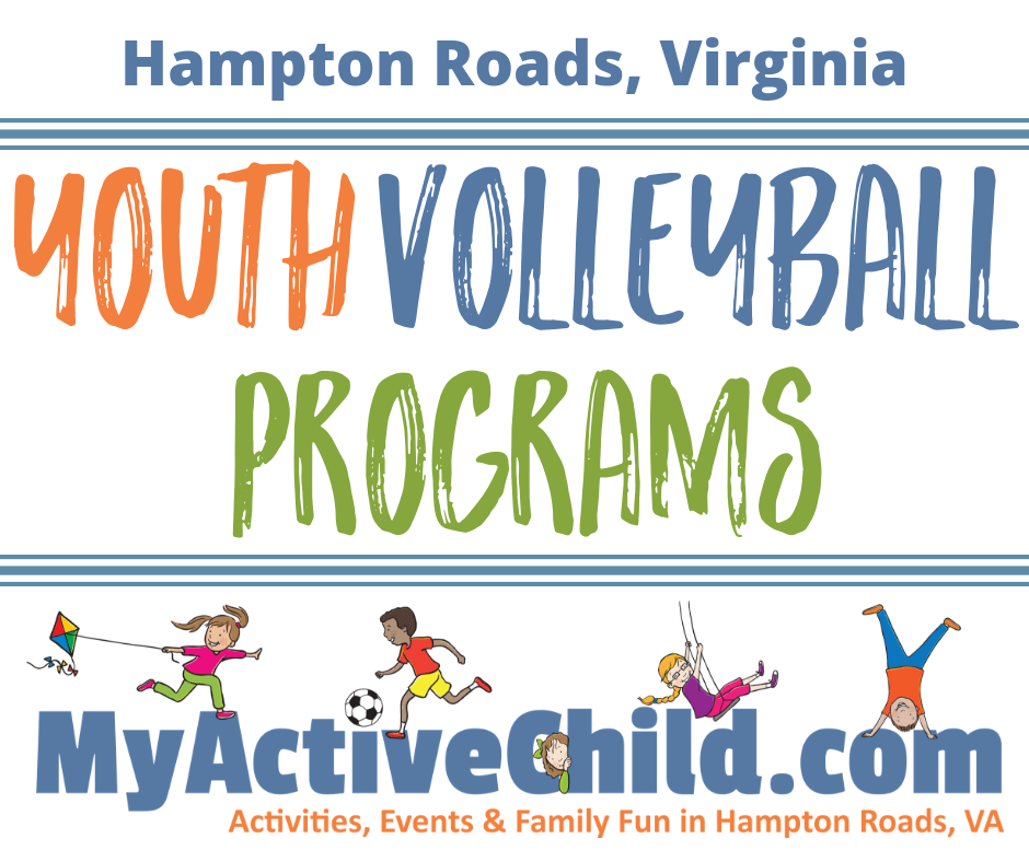 Youth Volleyball Programs in Hampton Roads VA