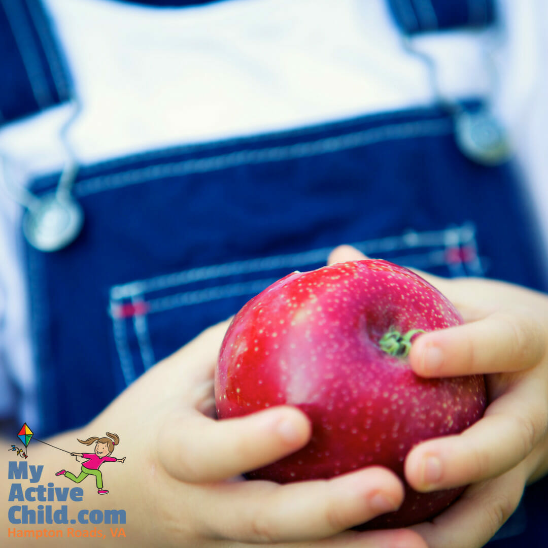 Apple Picking in Hampton Roads Virginia