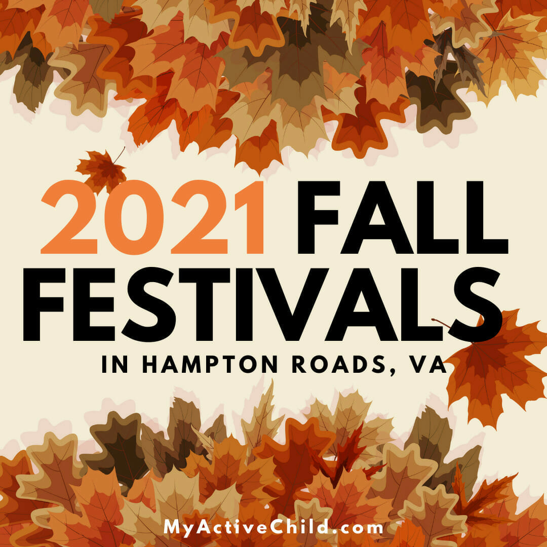 Fall Festivals in Hampton Roads Virginia