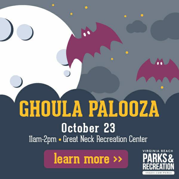 Ghoula Palooza - Virginia Beach Parks & Recreation
